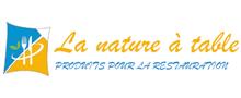 logo La Nature à Table