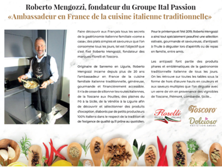 Article Roberto Mengozzi